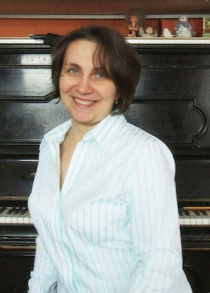 Musik Bader Musiklehrerin Marina Wulf